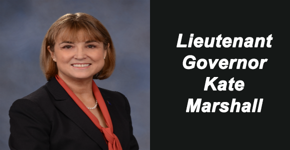 Lieutenant Governor Kate Marshall